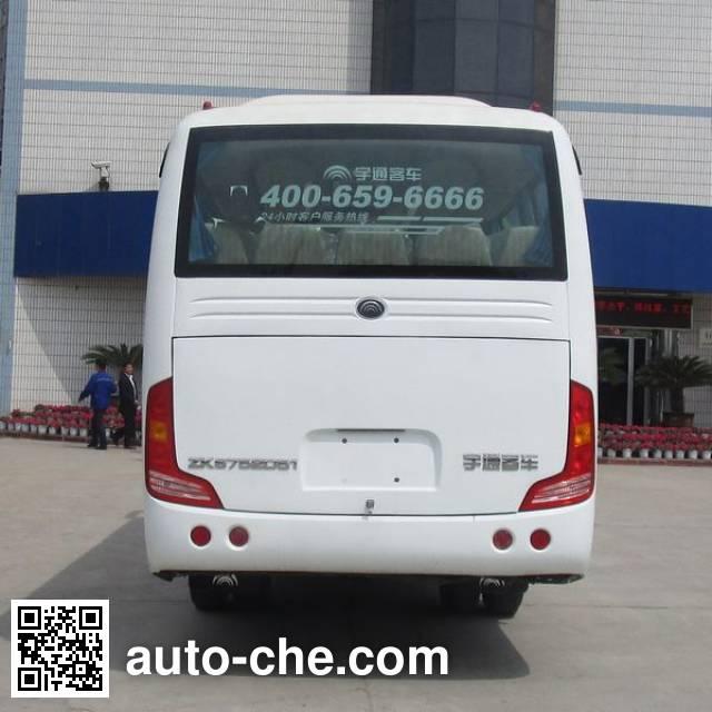 Yutong ZK6752D51 bus