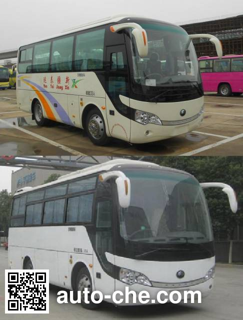 Yutong ZK6758H5Z bus