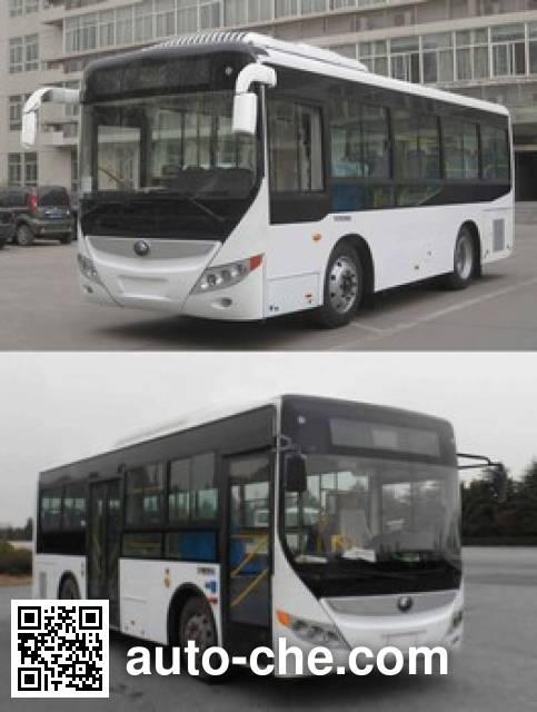 宇通牌ZK6775HG1城市客车