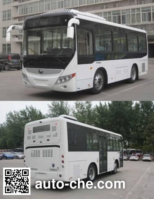 宇通牌ZK6775HNG2城市客车