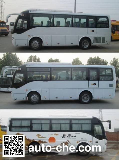 宇通牌ZK6779HBA客车