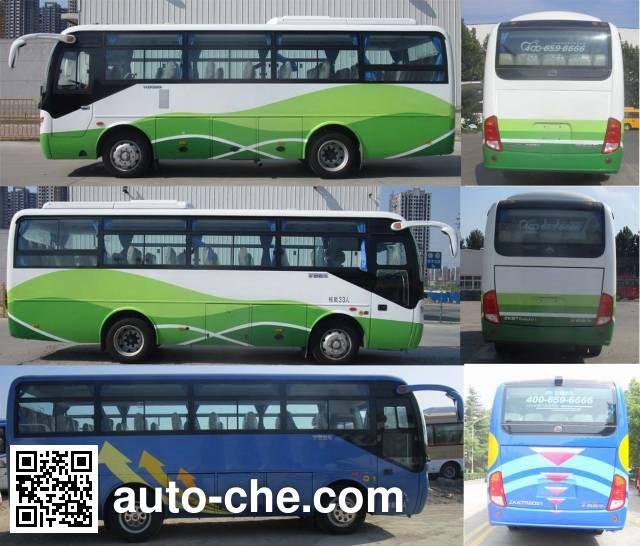 Yutong ZK6792D51 bus