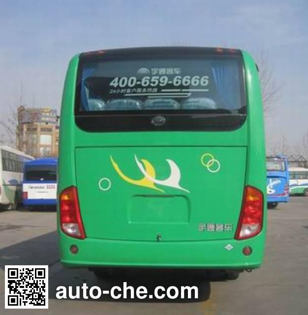 宇通牌ZK6792N5客车