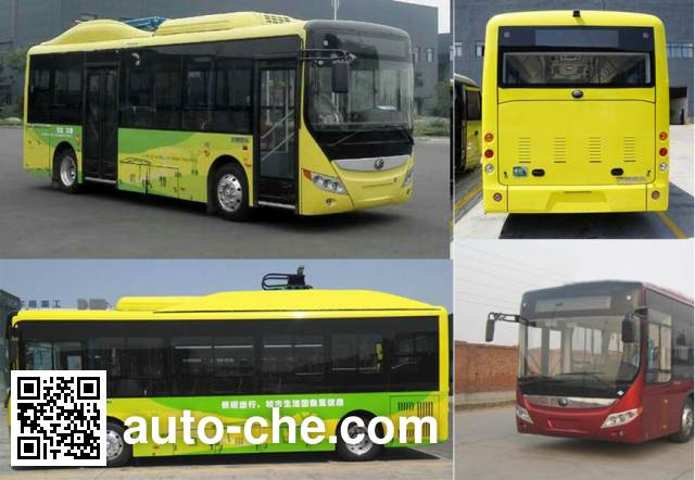 Yutong ZK6805BEVG3 electric city bus
