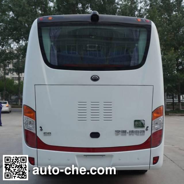 宇通牌ZK6808BEVQ1纯电动客车