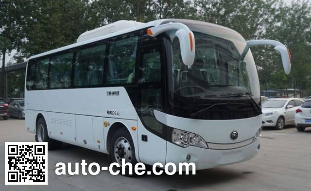 Yutong ZK6808BEVQ5 electric bus