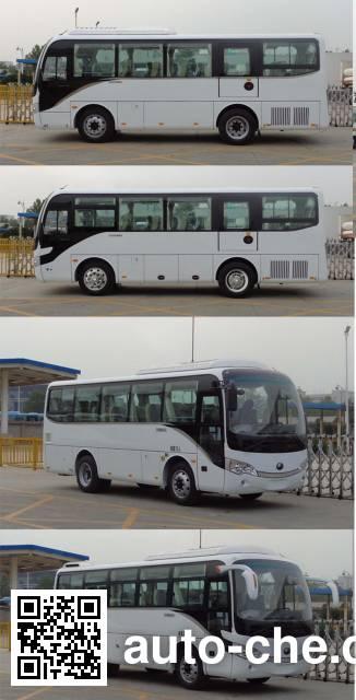 宇通牌ZK6808HQ4Z客车