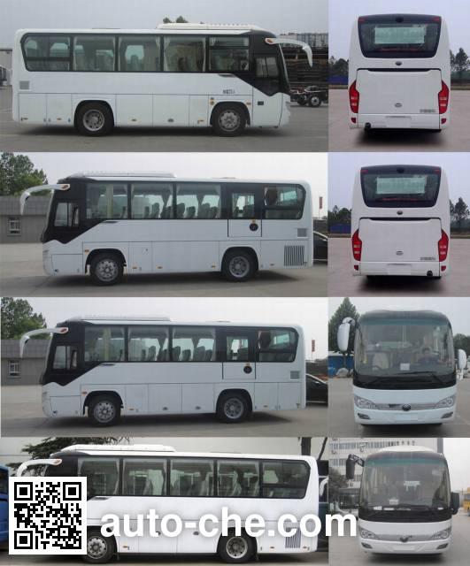 宇通牌ZK6816H5YA客车
