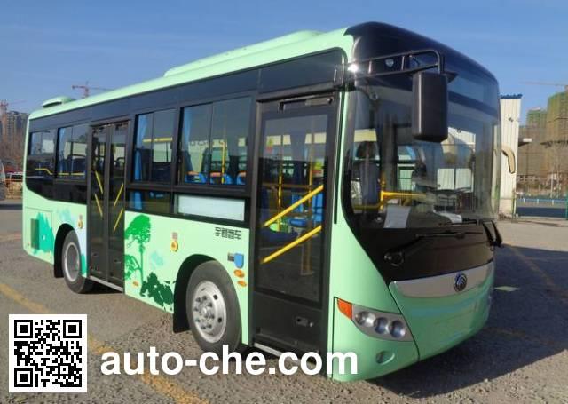 宇通牌ZK6825HG2城市客车