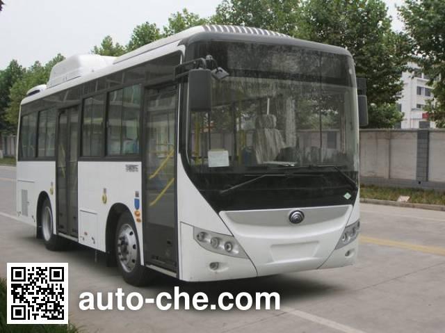 宇通牌ZK6825HNG2A城市客车