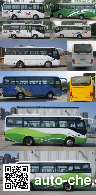宇通牌ZK6842N5客车
