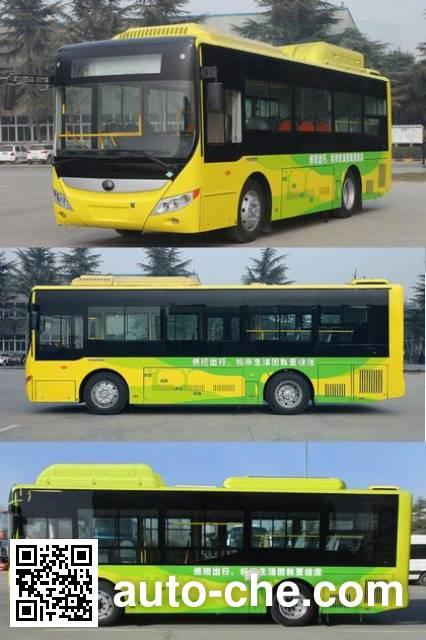 Yutong ZK6850CHEVNPG21 hybrid city bus
