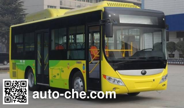 Yutong ZK6850CHEVPG27 hybrid city bus