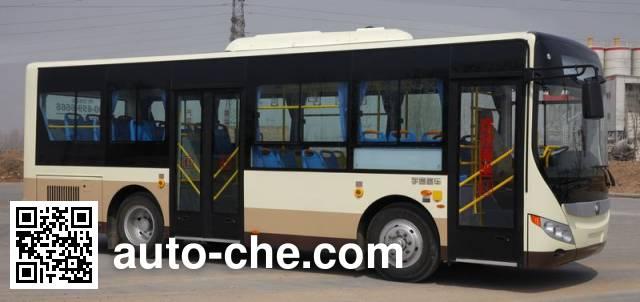 宇通牌ZK6850HG2A城市客车