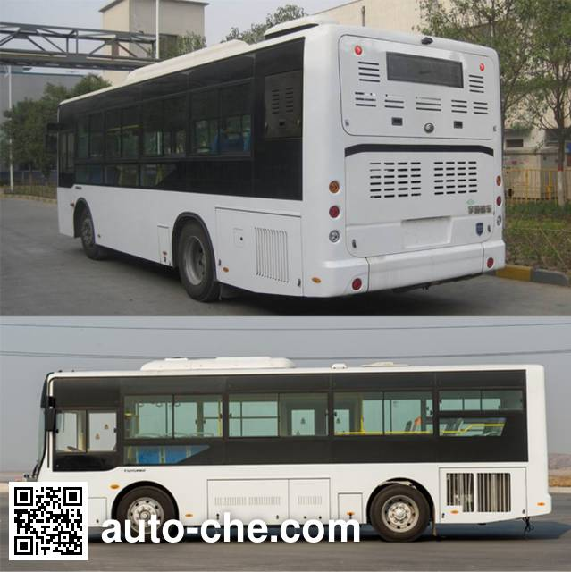 Yutong ZK6850HNG2A city bus
