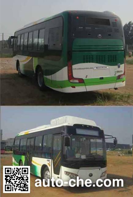 宇通牌ZK6852HNG2城市客车