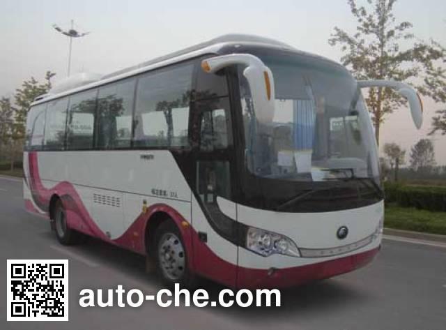 宇通牌ZK6858HNQ2Y客车