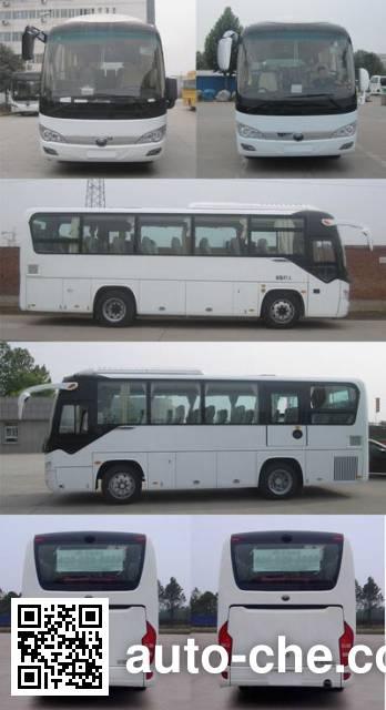 宇通牌ZK6876H1E客车