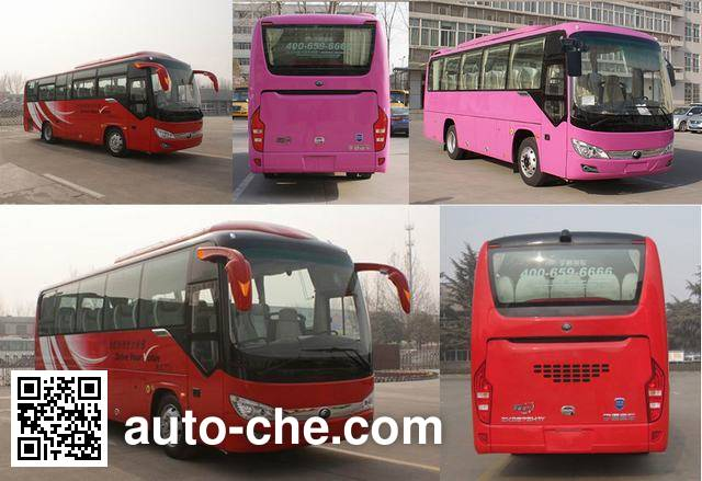 Yutong ZK6876H5Y bus
