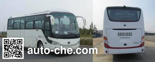宇通牌ZK6888HQAA客车