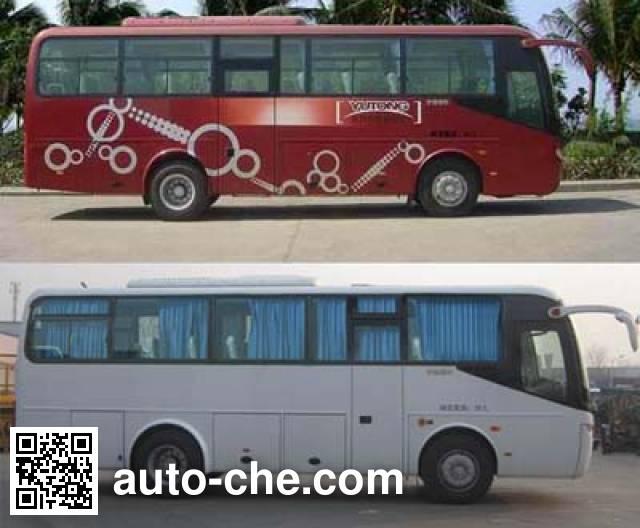 Yutong ZK6892D bus