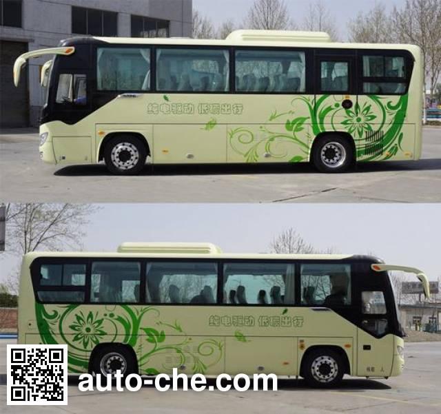 宇通牌ZK6906BEVQ1纯电动客车