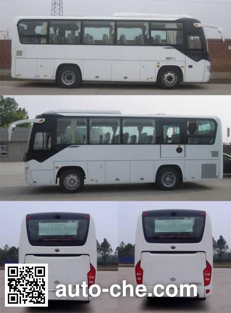 宇通牌ZK6906H1Z客车