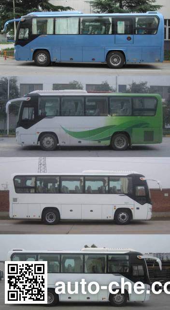 宇通牌ZK6906H5Y1客车