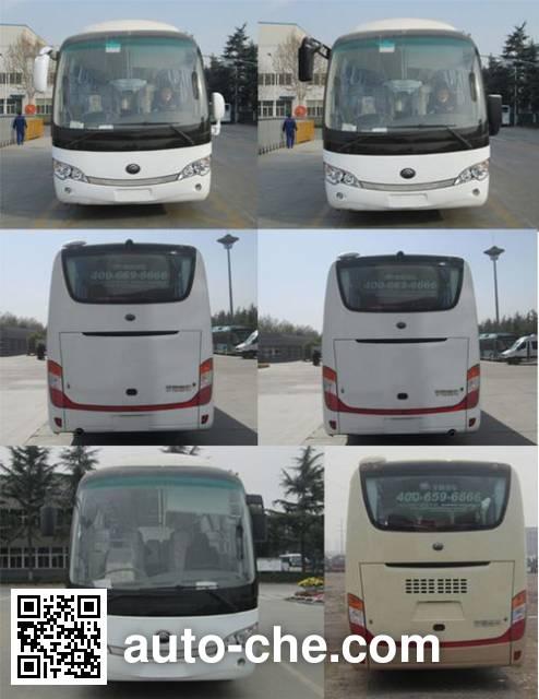 宇通牌ZK6908HAA客车