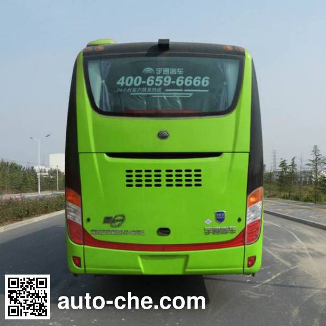 宇通牌ZK6908HNQ2E客车