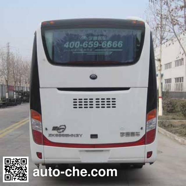 宇通牌ZK6998HN2Y客车