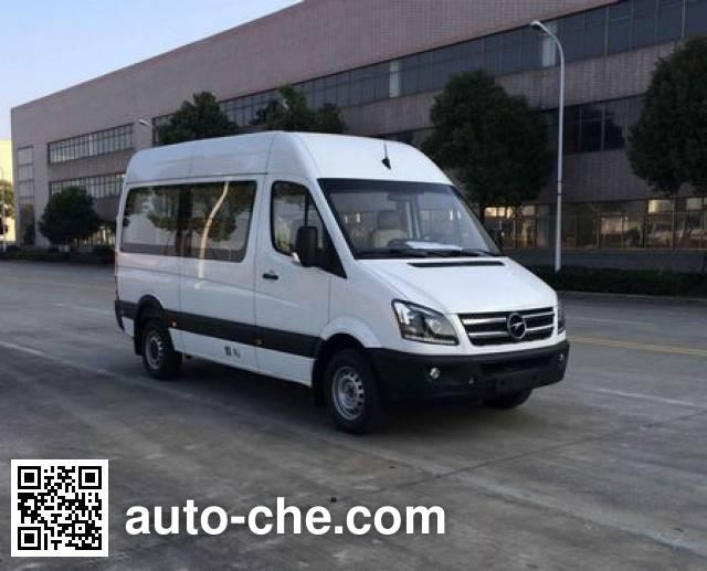 Jiangtian ZKJ6600BEV2 electric bus
