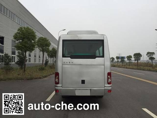 江天牌ZKJ6601BEV纯电动客车