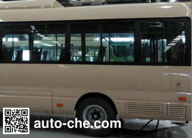江天牌ZKJ6830YBEV纯电动客车