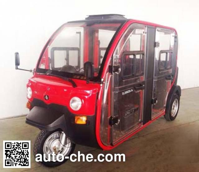 Zonglong ZL200ZK-A passenger tricycle
