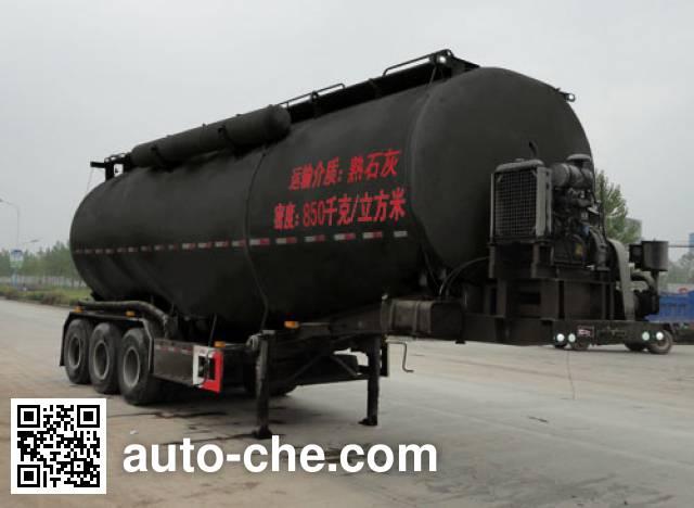 Zhongshang Auto ZL9401GXH ash transport trailer