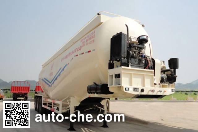 Zhongshang Auto ZL9402GXH ash transport trailer