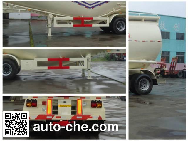 Zhongshang Auto ZL9403GXH ash transport trailer