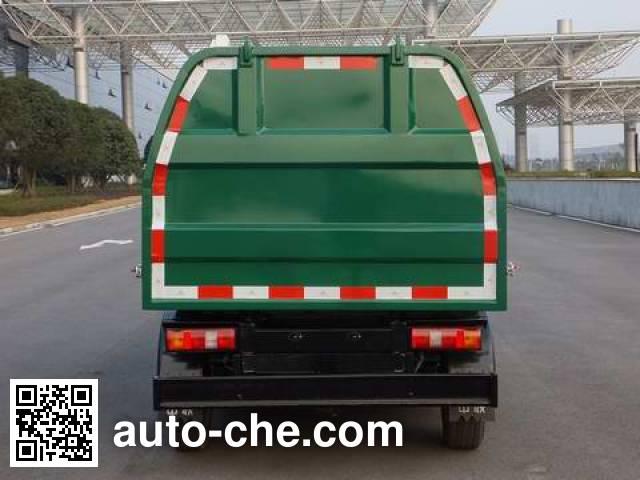 Zoomlion ZLJ5020ZLJHFBEV electric dump garbage truck