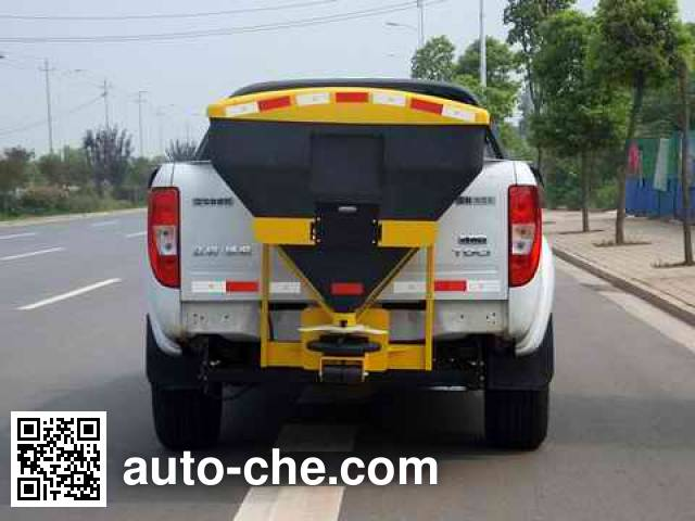 Zoomlion ZLJ5030TCXJXE5 snow remover truck