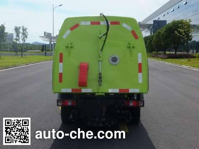 Zoomlion ZLJ5030TSLZL1BEV electric street sweeper truck