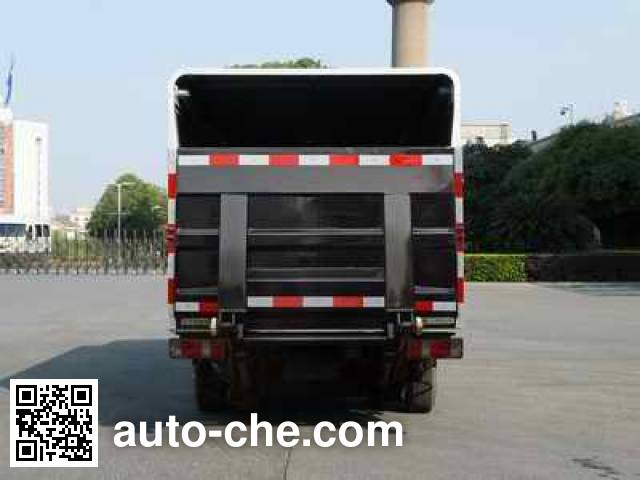 Zoomlion ZLJ5030XTYSCE5 sealed garbage container truck