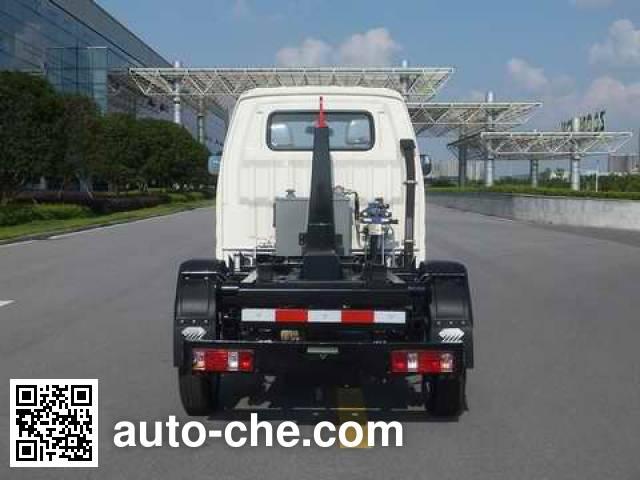 Zoomlion ZLJ5031ZXXSCE5 detachable body garbage truck