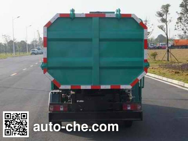 Zoomlion ZLJ5031ZZZZLBEV electric self-loading garbage truck