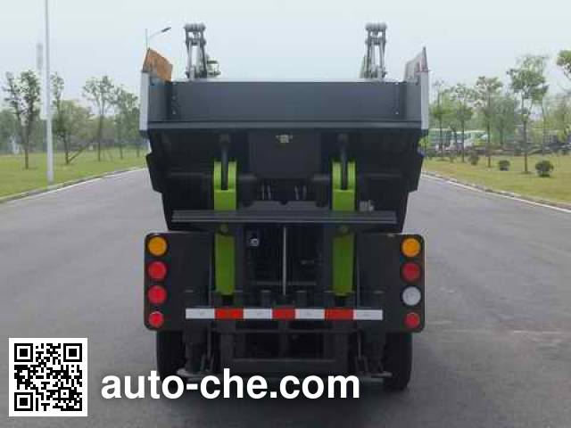 Zoomlion ZLJ5040ZZZHFE5 self-loading garbage truck