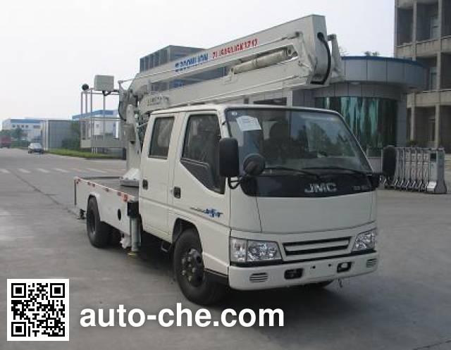 Zoomlion ZLJ5050JGK3Z12 aerial work platform truck