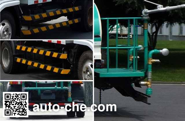 Zoomlion ZLJ5061GSSQLE4 sprinkler machine (water tank truck)