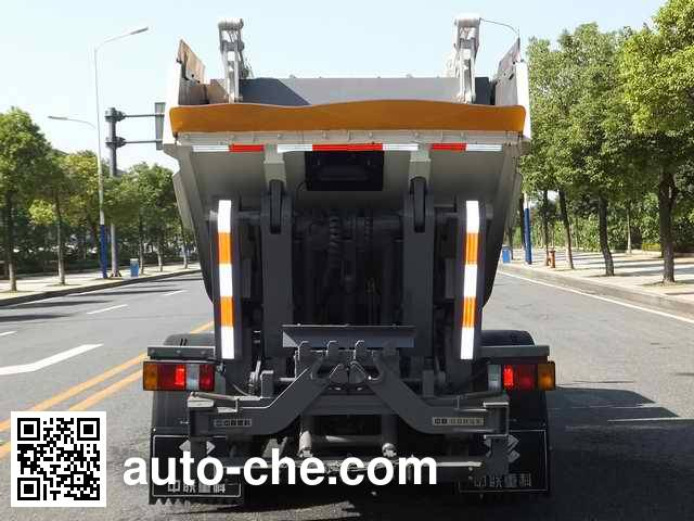 Zoomlion ZLJ5061ZZZQLE4 self-loading garbage truck