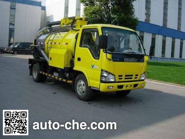 Zoomlion ZLJ5070GSJE3 swill collecting tank truck