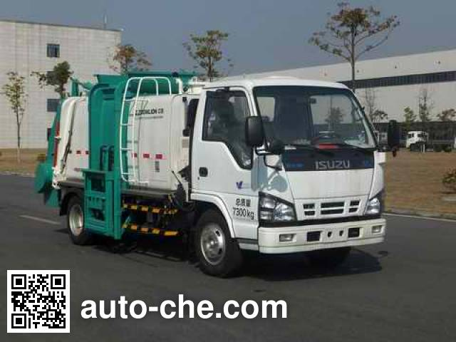 Zoomlion ZLJ5070TCAQLE5 food waste truck